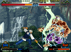 The Last Blade 2 Neo Geo A lot more of electric-shocking moves with