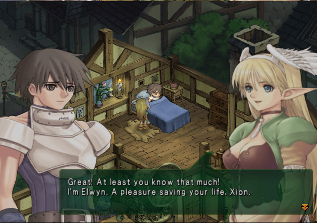 Shining Tears Screenshots for PlayStation 2 - MobyGames