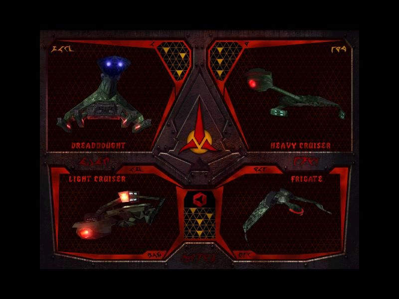 Star Trek: Starfleet Command Windows Choose your weapon