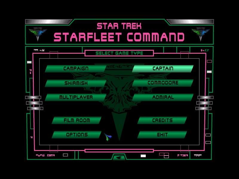 Star Trek: Starfleet Command Windows Romulans