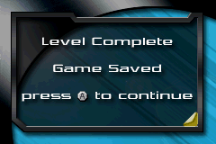 Yu Yu Hakusho: Ghost Files - Spirit Detective Game Boy Advance Level Complete!