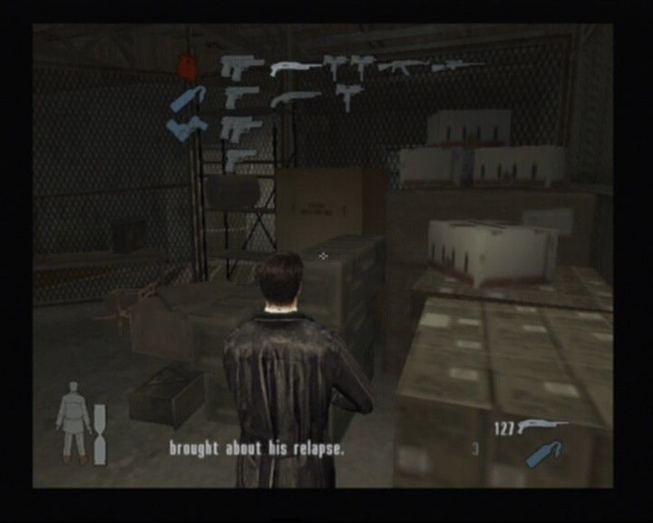 Max Payne 2: The Fall of Max Payne PlayStation 2 Due to abundance of conflicts, Max will have plenty of weapons to use