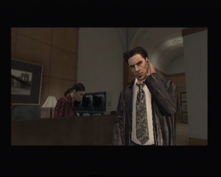 Max Payne 2: The Fall of Max Payne PlayStation 2 Max and Mona team up to get the cleaners