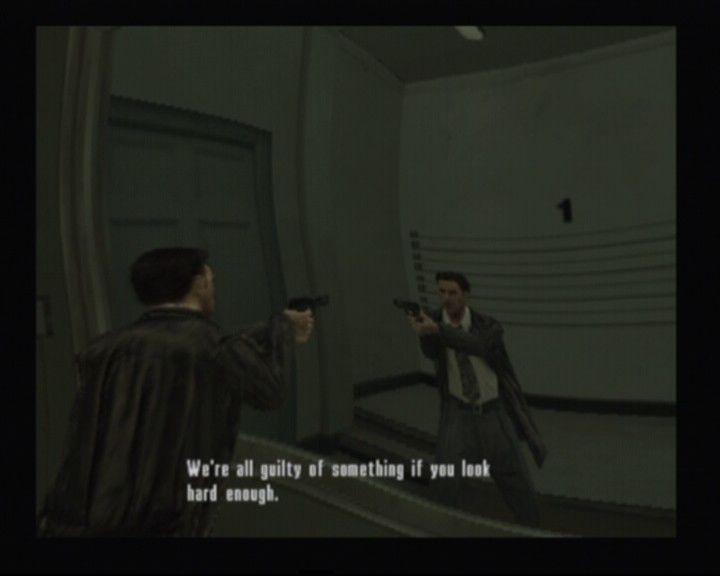 Max Payne 2: The Fall of Max Payne PlayStation 2 Sometimes the line between dream and reality can get real blurry