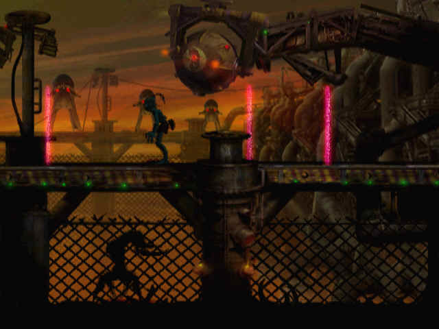 Oddworld: Abe's Oddysee Windows Escaping Rupture Farms