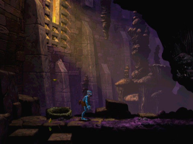 Oddworld: Abe's Exoddus Windows Tombs of the Ancients