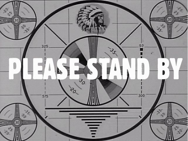 Fallout Windows Loading screen. Here it comes!