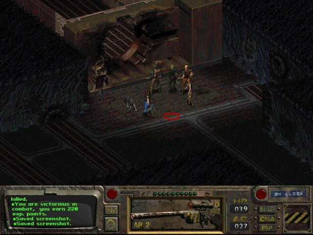 Fallout Windows Exploring underground caverns in search of lost technology
