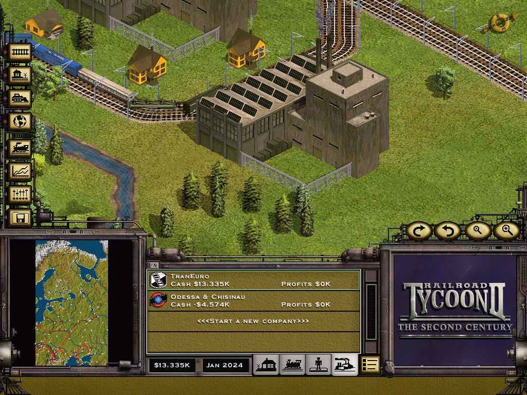 Railroad Tycoon 2 Platinum 1 56 Patch - egxilus