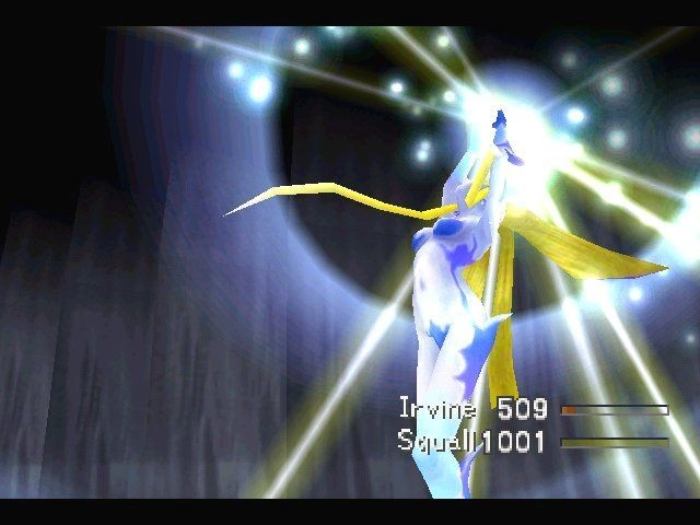 Final Fantasy VIII Windows Shiva is definitely the best animated GI (in my opinion, at least).