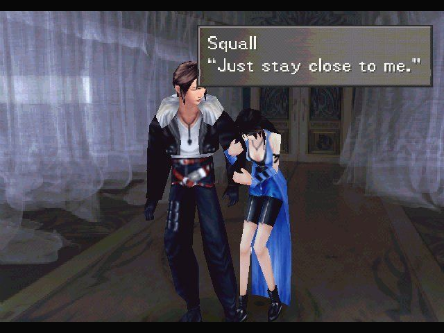Final Fantasy VIII Windows Just as this seems romantic, it is nothing but polite.