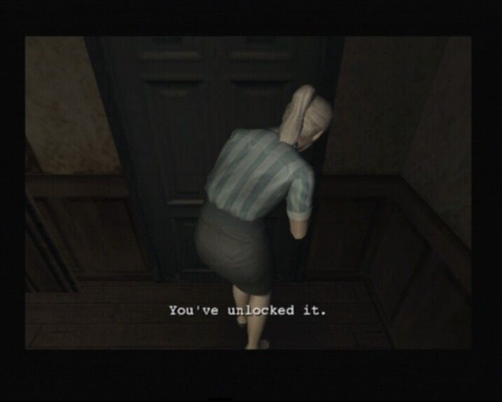 Resident Evil: Outbreak PlayStation 2 Alright guys, I found the key, lets get going now