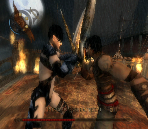 prince of persia warrior within gameplay