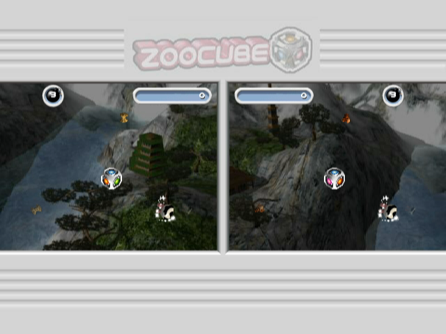 ZooCube GameCube Two player mode