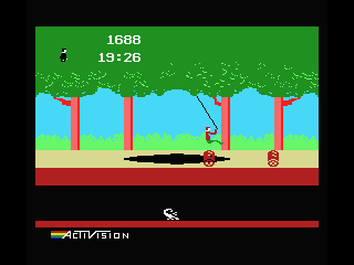 Pitfall! MSX Swing