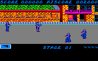 Jail Break Amstrad CPC The beginning