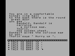 The Hobbit MSX Talk...