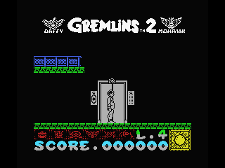 Gremlins 2: The New Batch MSX You start here