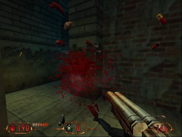 Blood II: The Chosen Windows splat