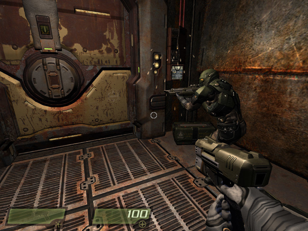 Quake 4 Windows Ready to go in!