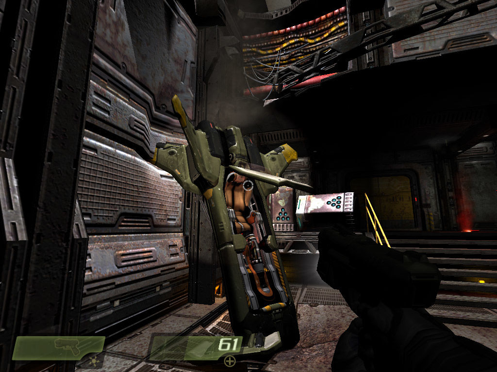 Quake 4 Windows Ah.... remember these?