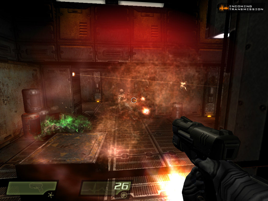 Quake 4 Windows Fancy-shmancy light effects