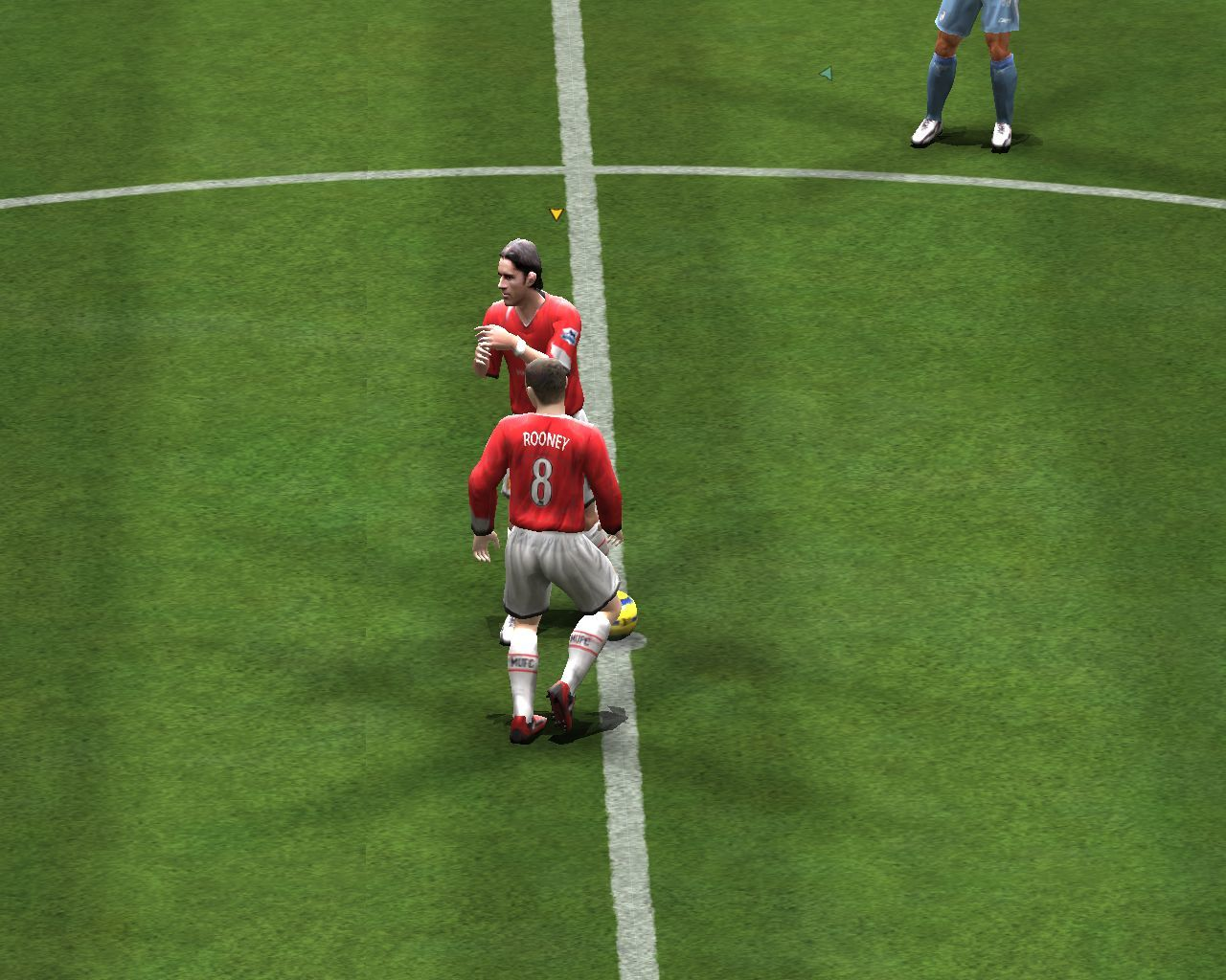 FIFA Soccer 06 Windows Kick off