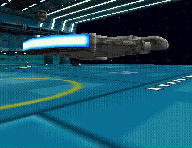 Star Wars: X-Wing Alliance Windows Take off