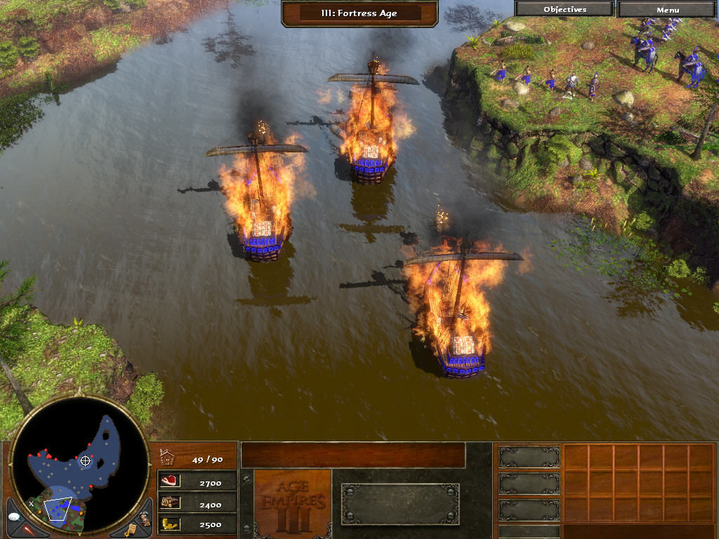 8e - Vehicles 136417-age-of-empires-iii-windows-screenshot-fire-ships