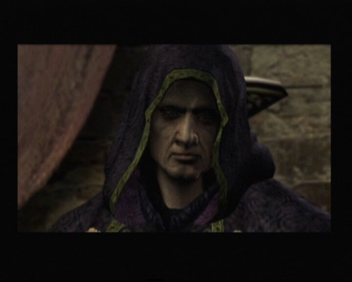 Resident Evil 4 PlayStation 2 Lord Salazar will give Resident Evil a whole new dimension in storyline