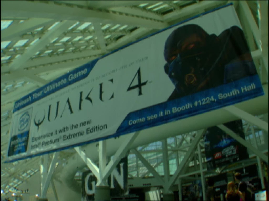 Quake 4: Special DVD Edition Windows Bonus Movie: E3.