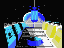 Space Shuttle: A Journey into Space MSX The Space Shuttle load deck