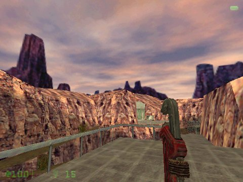 Half-Life: Opposing Force Windows No crowbar this time, only french keywrench.