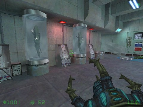 Half-Life: Opposing Force Windows It appears this Corporal (you in OF) has seen much more then Freeman (you in HL).