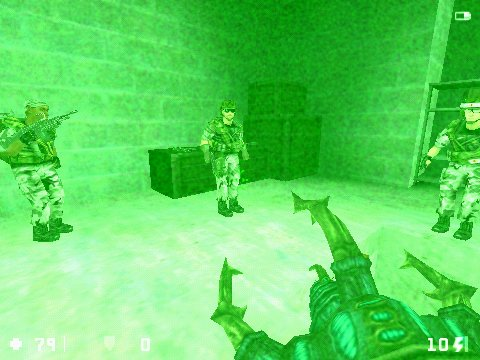 Half-Life: Opposing Force Windows No matter the alien counterstrike, ordering a backup can only be made by an irrational decision.