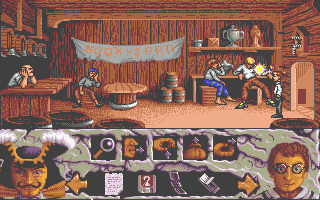 Hook Atari ST Again, a sense of deja vu for Monkey Island fans