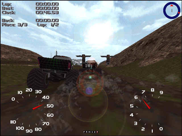 monster truck madness game free