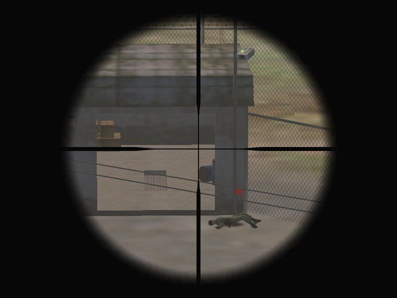 Project IGI: I'm Going In Windows Sniper is great for far targets and cameras.
