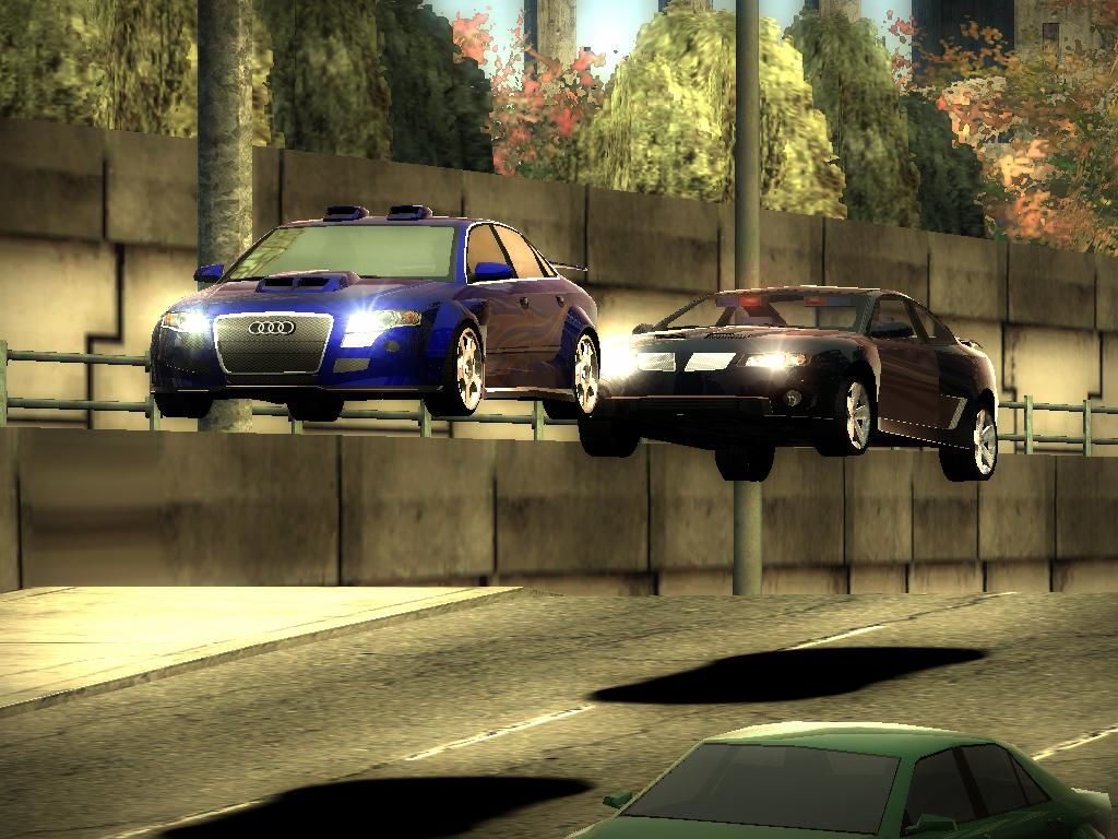 Need for Speed: Most Wanted (Black Edition) Screenshots for