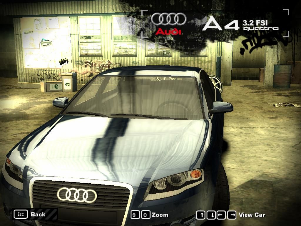 Need For Speed Most Wanted Black Edition Screenshots For