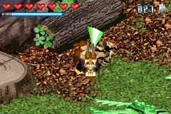 LEGO Star Wars: The Video Game Game Boy Advance Qui-Gon vs. STAP
