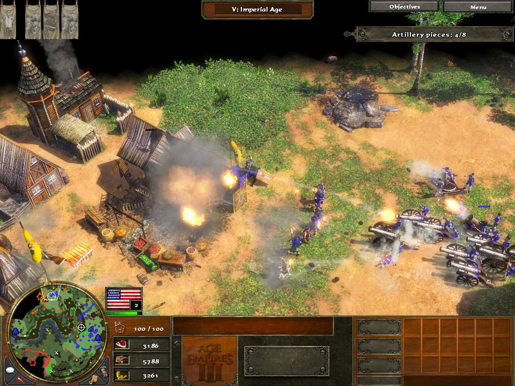 Age of Empires III Screenshots for Windows - MobyGames