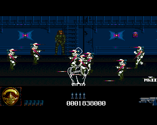 Predator 2 Amiga Level 4