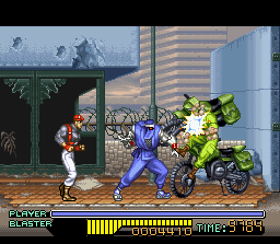 143454 the ninja warriors snes screenshot ninja throws a heavy weight Descargar Juegos de recuerdo portables mame megapost parte 5 MF Gratis