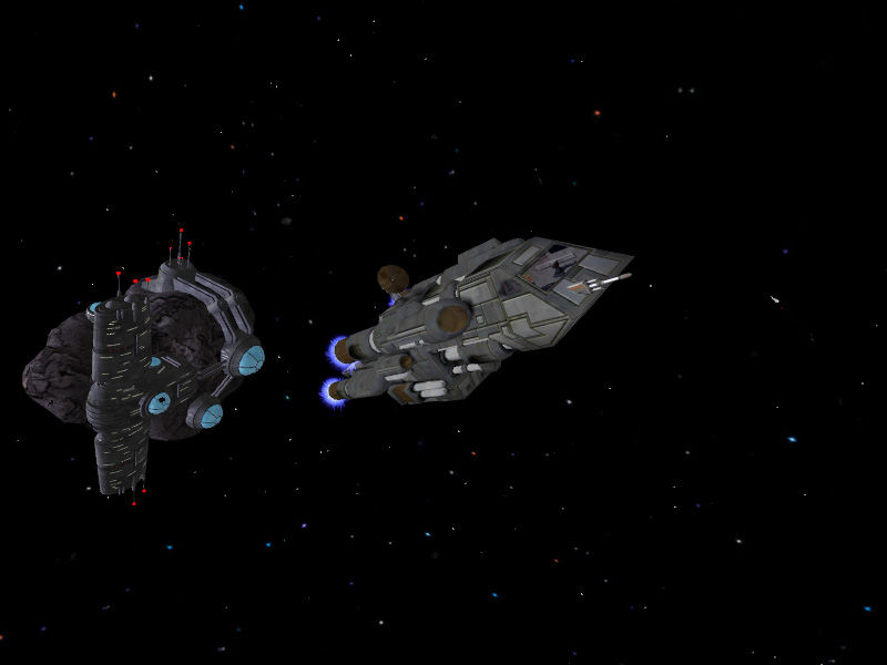 Wing Commander Privateer Gemini Gold Screenshots For Windows