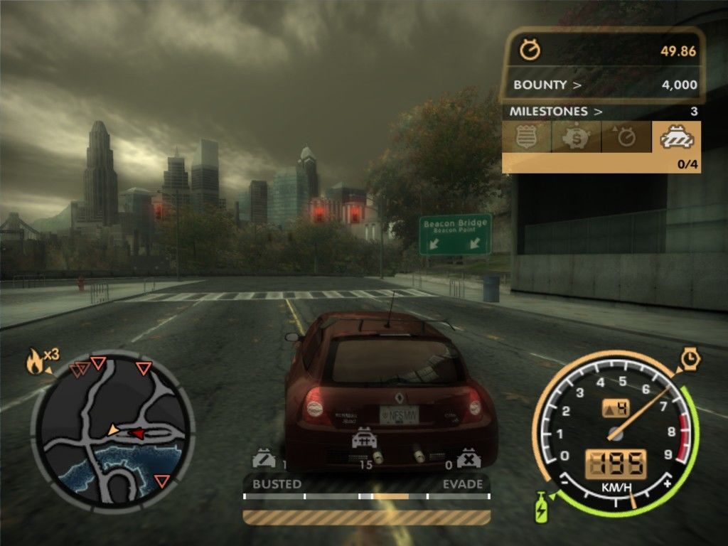Need For Speed Most Wanted Black Edition Screenshots For Windows Mobygames