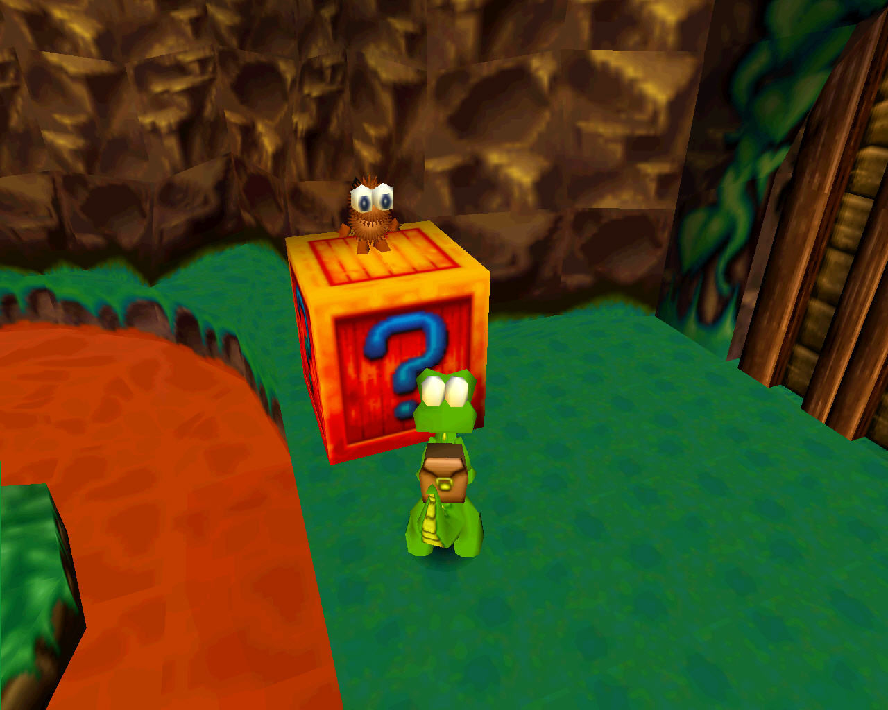 Croc: Legend of the Gobbos Screenshots for Windows - MobyGames