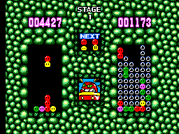 Dr. Robotnik's Mean Bean Machine SEGA Master System Now the tables have turned