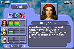 dating sims gameboy advance