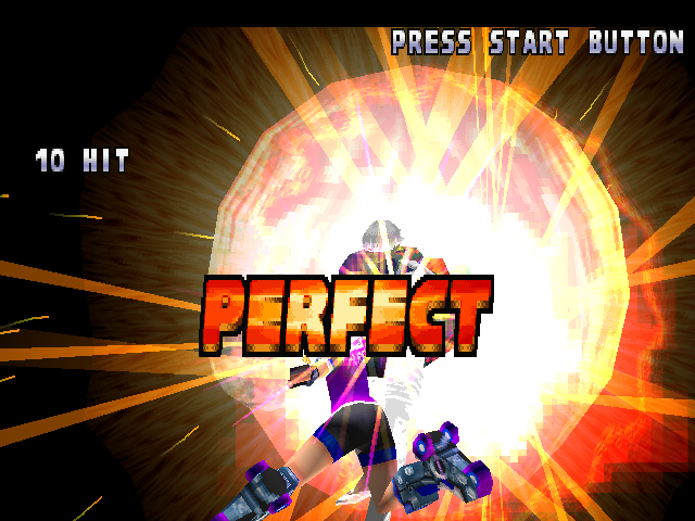Street Fighter EX 2 Plus PlayStation Area finishes off Sharon using 10